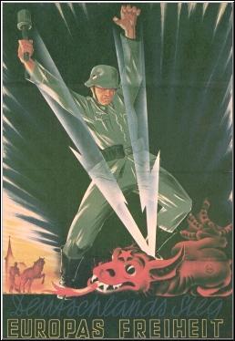 NS Propaganda Poster